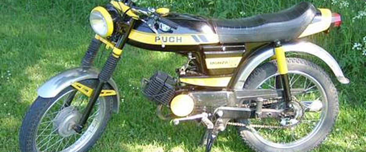 Puch Monza 3 gear #TIL SALG# - 1979 - #TIL SALG# Sælger fordi jeg ...