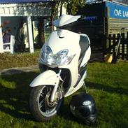 Yamaha Jog R Solgt