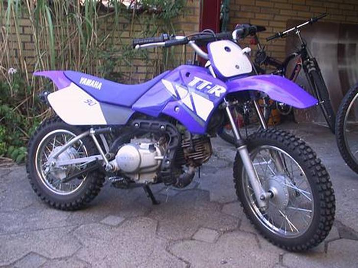 Yamaha ttr 90 2001 har aldrig haft problemer med for Ttr 90 yamaha