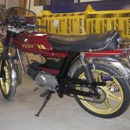 Puch Monza Juvel 4 gear. solgt