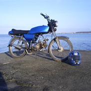Suzuki samurai 4 takt 50cc