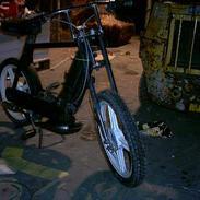 Vespa ciao   (Lavet i kørestol)