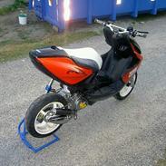 Yamaha Aerox TS