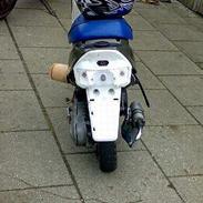 Yamaha MHR Malene <3 stjålet :'/