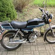 Suzuki dm50 samurai 2g solgt