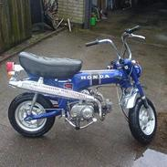 Honda Dax. Stjålet.