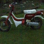 Suzuki fz 50.. FØR!!