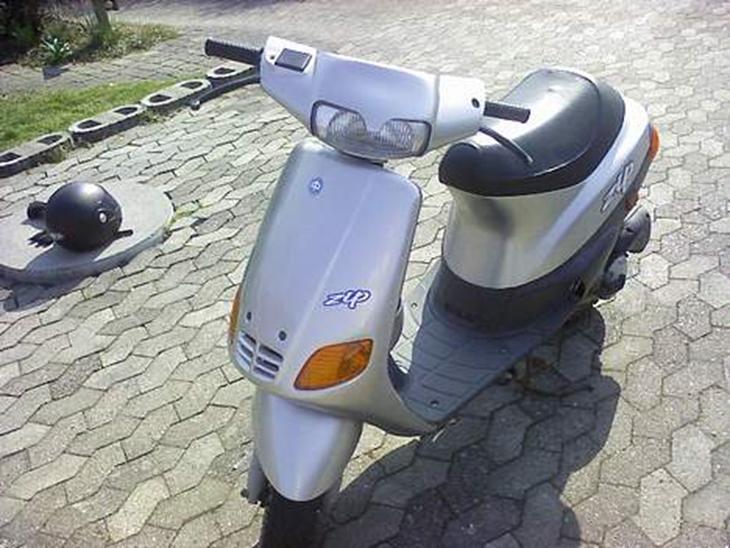 Piaggio Zip - Solgt $