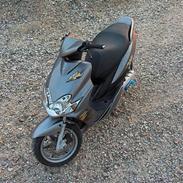 Yamaha Jog R *Påkørt*