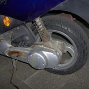Peugeot elyseo solgt