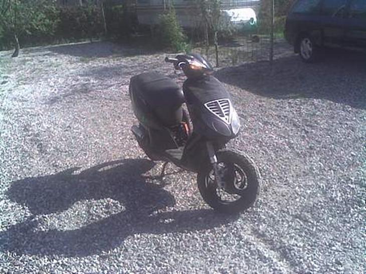 Piaggio Nrg mc3 solgt