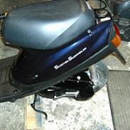 Yamaha Jog FS Solgt