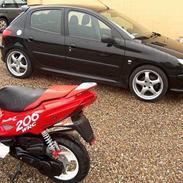 Peugeot Speedfight 206 WRC solgt