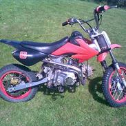MiniBike dirt bike DD (solgt) :-(