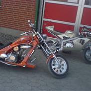 """MiniBike Chopper """"SOLGT"""""""