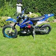 "MiniBike Minibike 125cc  ""solgt"""