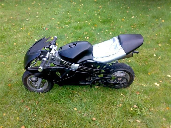 mini motorcykel