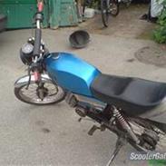 Suzuki samurai DM50 solgt