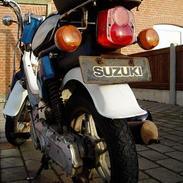 Suzuki Fz50 - Solgt