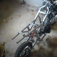 MiniBike 49cc pocket crosser solgt