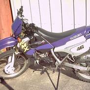 """Suzuki rmx""""er blevet Nakket"""""""