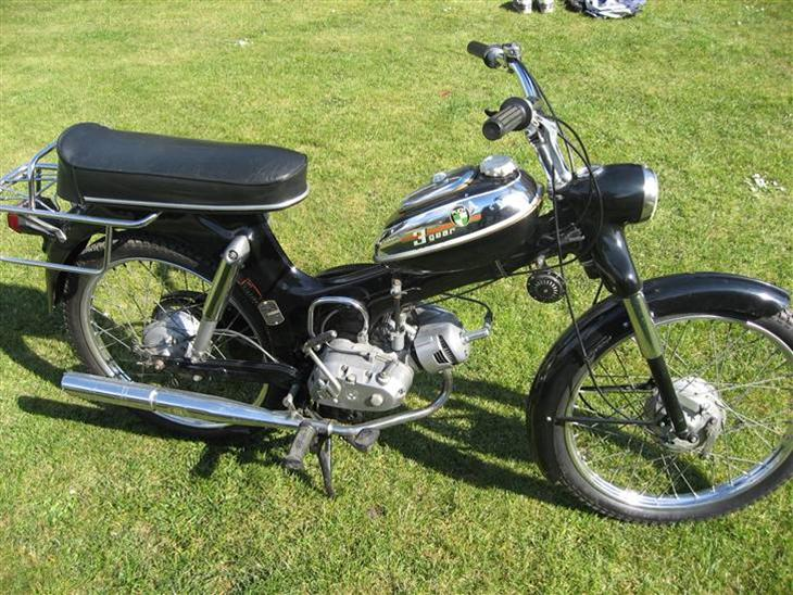 Classic mopeds 15