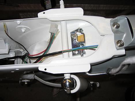Honda DAX White  se videolink - Alle bolte og beslag ny galvaniseret billede 8