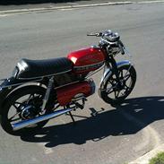 Kreidler Florett RMC 3 gear