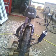 Puch 2 gear solgt for en tusse