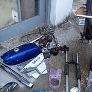 Yamaha 4g  solgt
