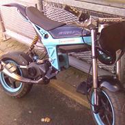 Suzuki Evolution - street