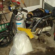 Yamaha 4 Gear K-1 FS1/byttet