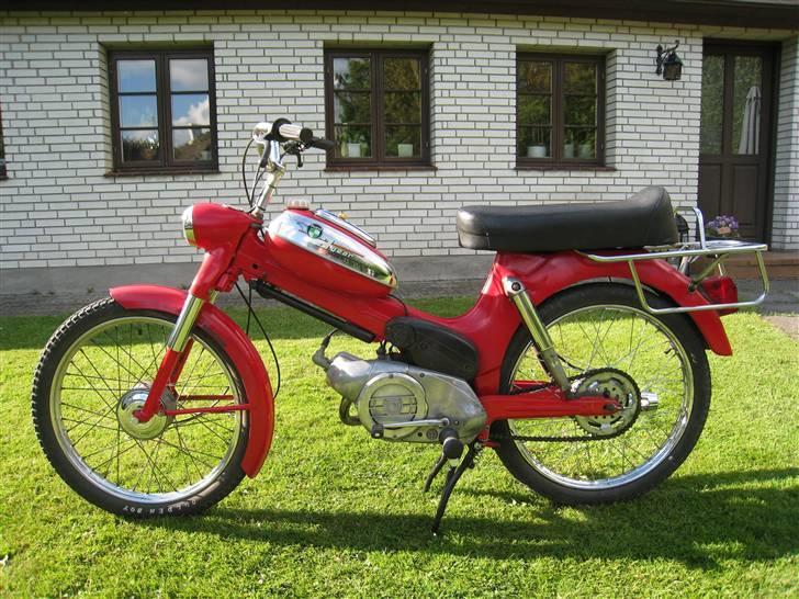 Puch MS 50 3 Gear - Billeder af scootere - Uploaded af Simon L