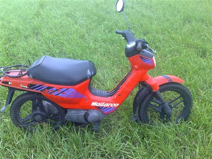 Honda wallaroo til salg