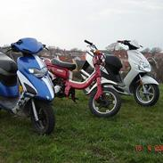 Honda sfx BYTTET TIL DR:BIG