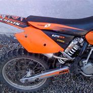 KTM SX 125 Alpha Series LC DD Solgt