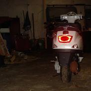 Piaggio Vespa LX 50 (Byttet)