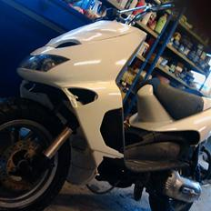 Aprilia Sr50 Pro sport