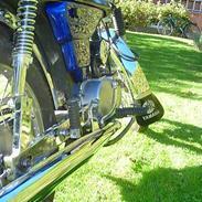 Yamaha 4 gear SOLGT