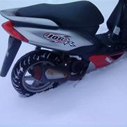 Yamaha Jog R . Byttet med aerox