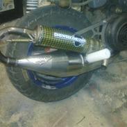 Yamaha Jog R-setup.BYTTET ;)