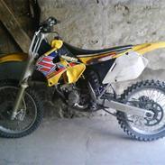 Suzuki rm 125 BYTTET!