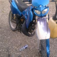 Suzuki rmx (vandkølet)