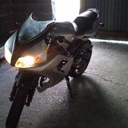 Yamaha tzr solgt