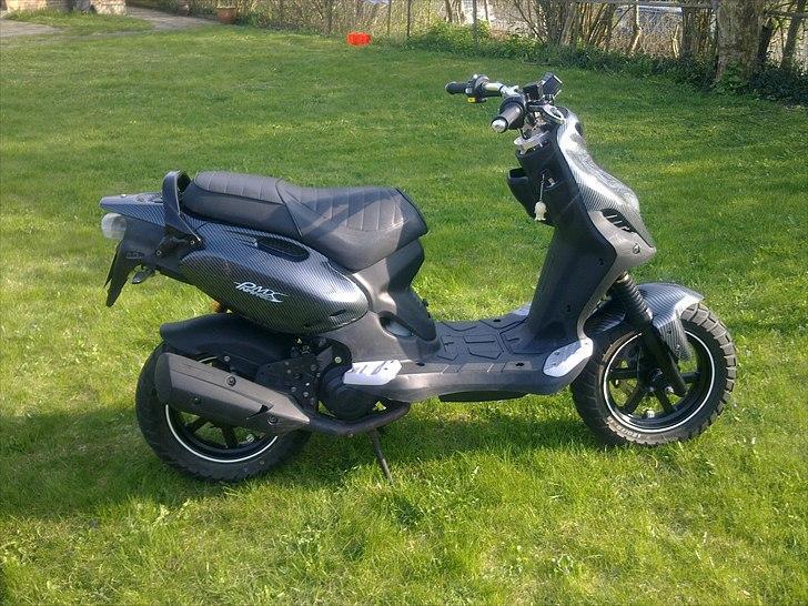 PGO (Konfiskeret) PMX NAKED - Billeder af scootere