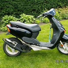 Yamaha Neos <-> Soen Tp 50ccm!