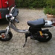 Suzuki FZ50 - Fiona!