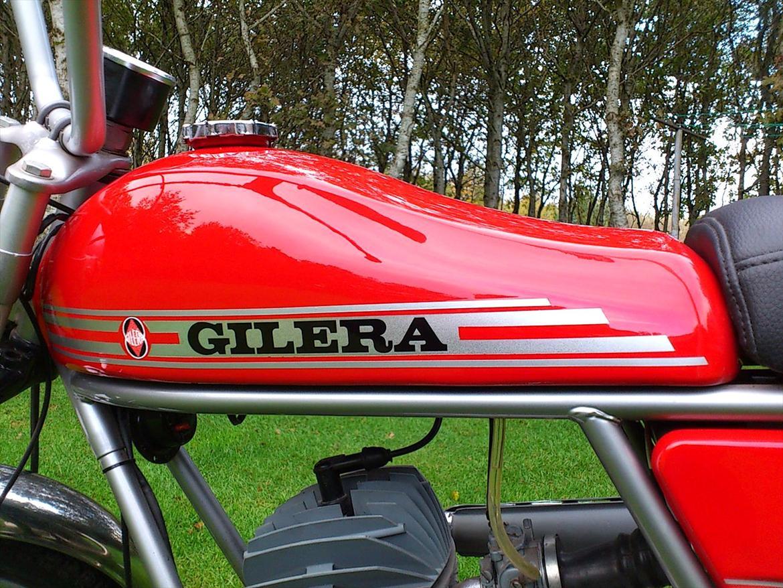 Gilera 50 Touring billede 5