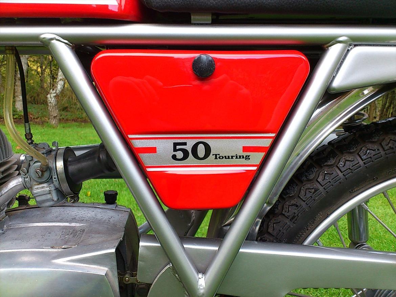 Gilera 50 Touring billede 9