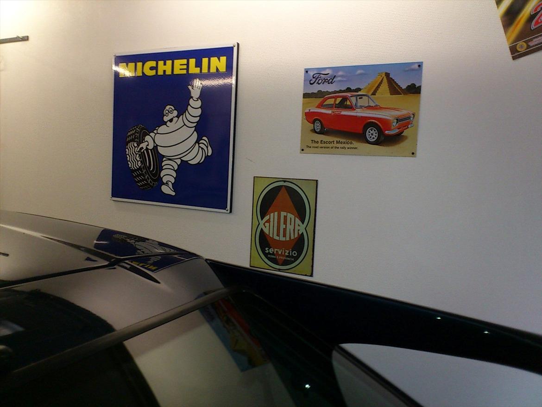 Gilera 50 Touring - Min Væg!! billede 11